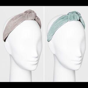 🆕 Pleated Headband
